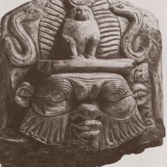 Egyptian Baboon Sculpture