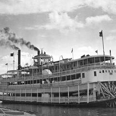 Idlewild (Packet/Excursion boat, 1914-1948)