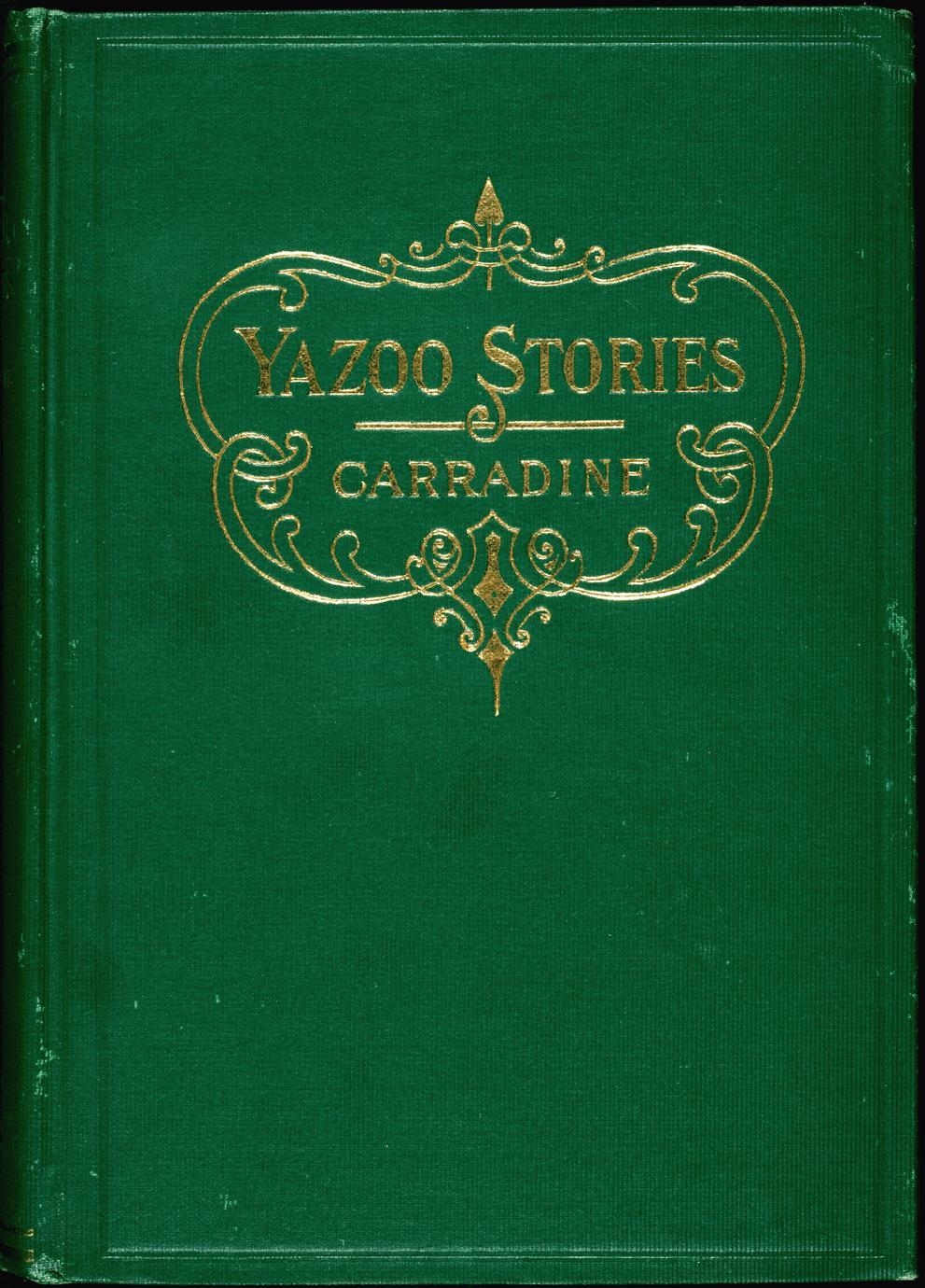 Yazoo stories (1 of 2)