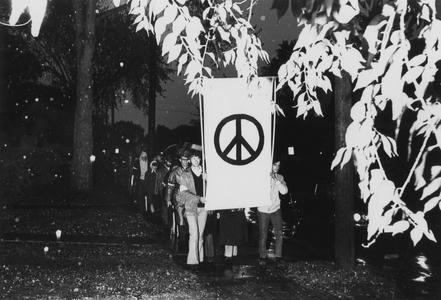 Vietnam War Moratorium March