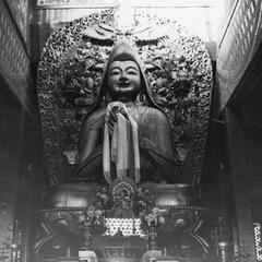 Yonghe Gong (Yonghegong Lamasery) 雍和宫