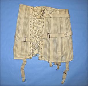 Scientific support corsets