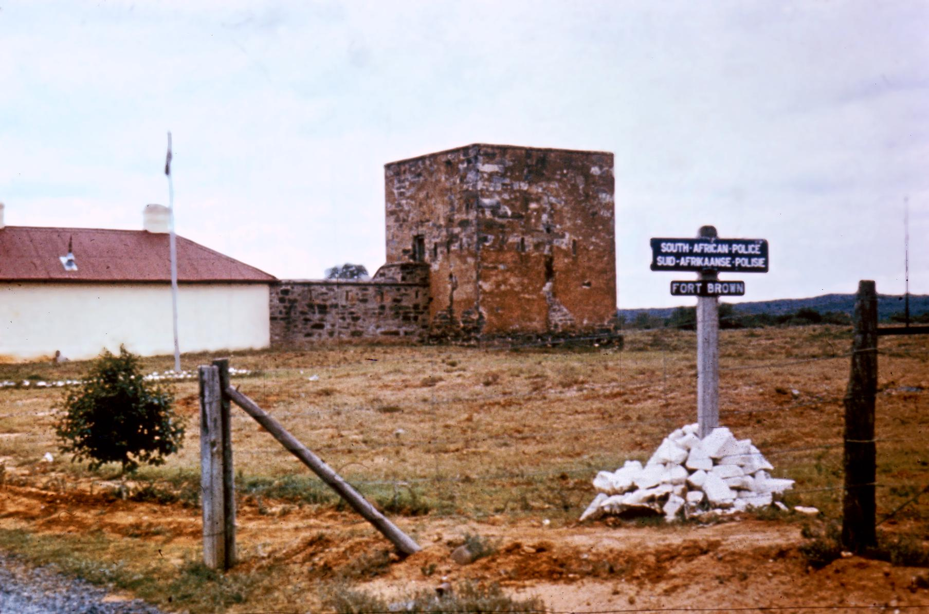 Frontier Block House at Fish River