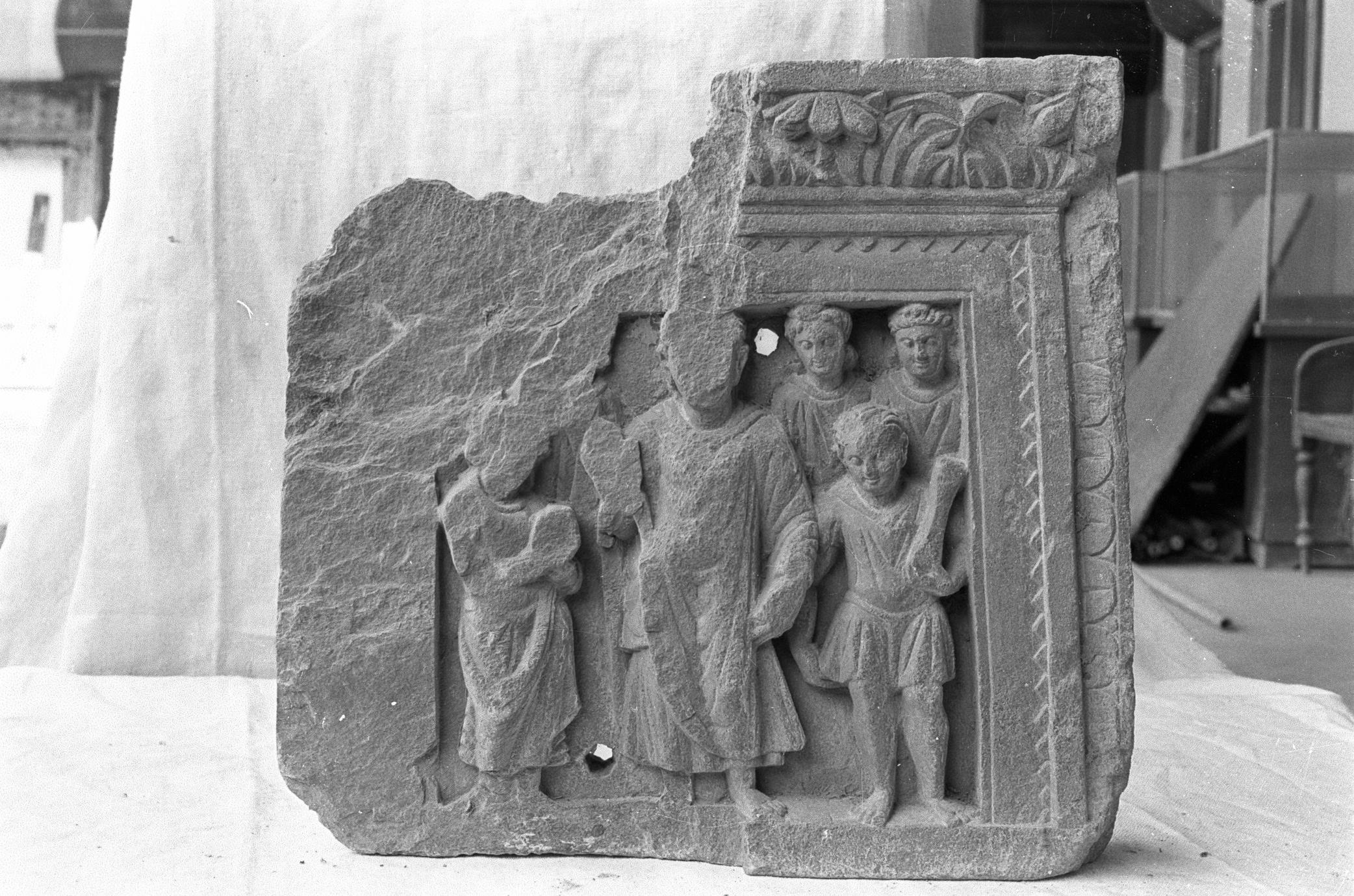 NG400, Narrative Relief (1 of 2)