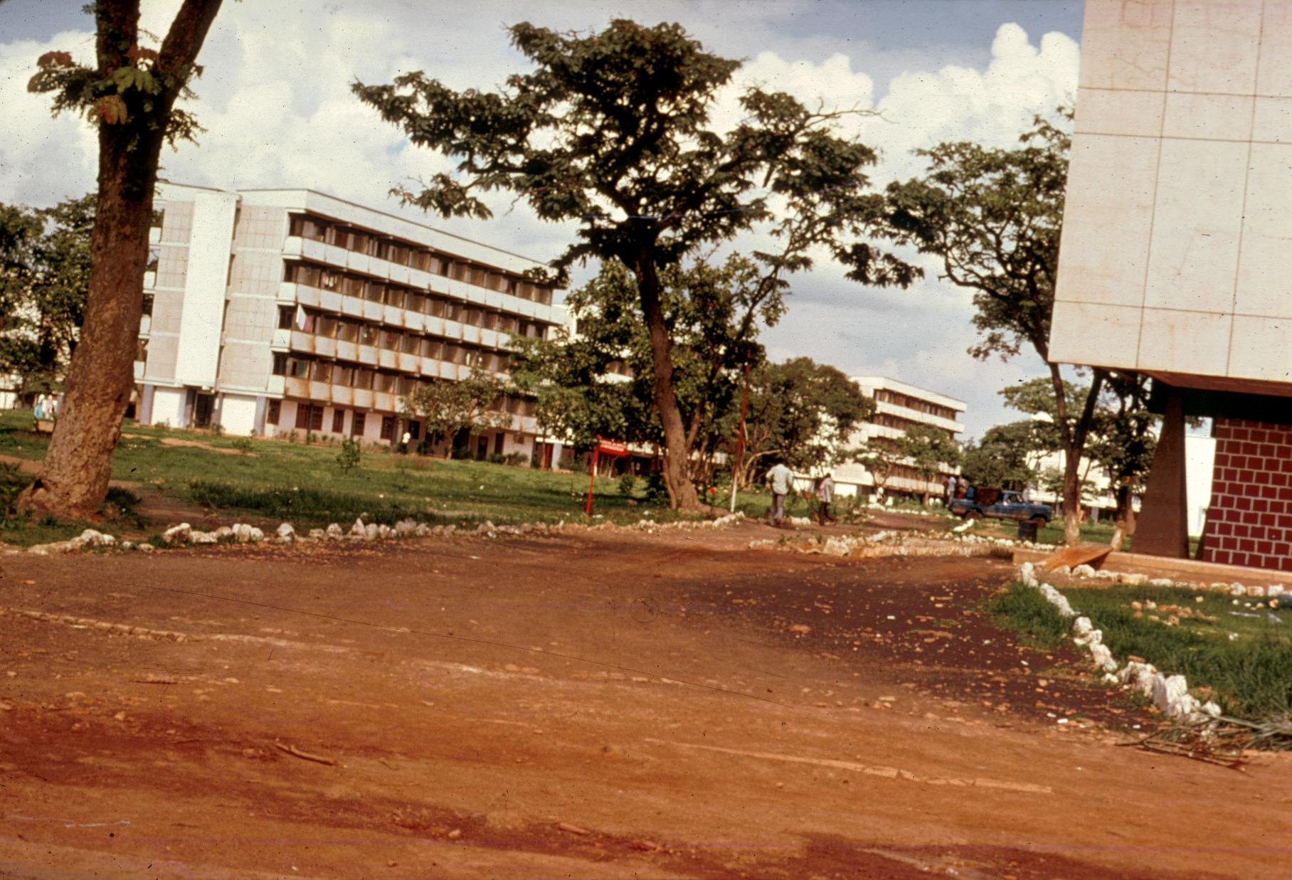 Student Residence Halls on Unaza-Lubumbashi Campus