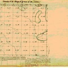 [Public Land Survey System map: Wisconsin Township 04 North, Range 07 East]