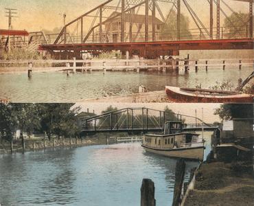 Views of Webster Avenue bridge