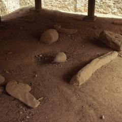 Ogun shrine