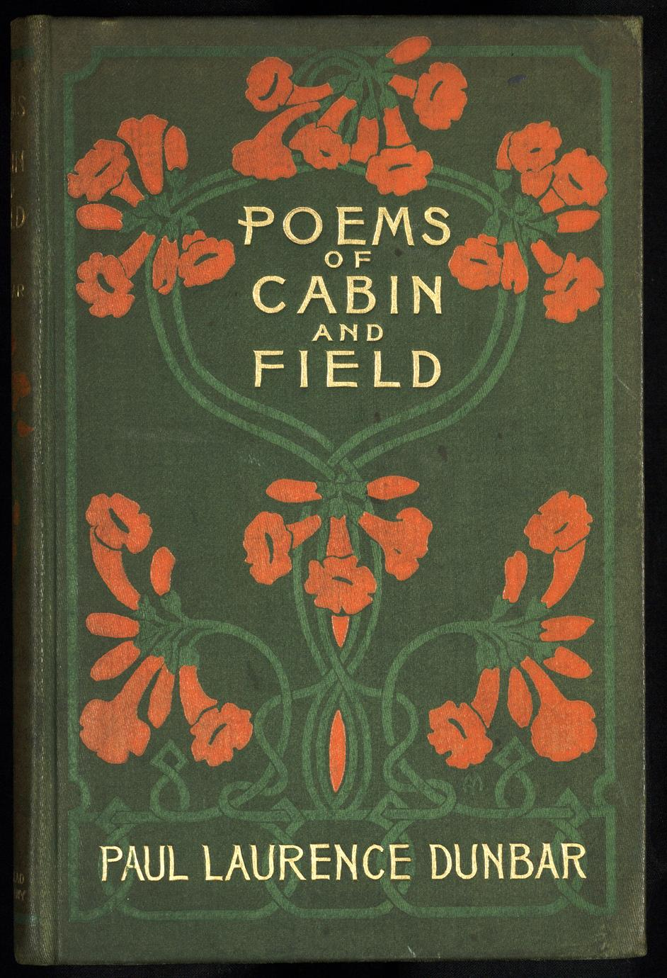 Poems of cabin and field (1 of 3)