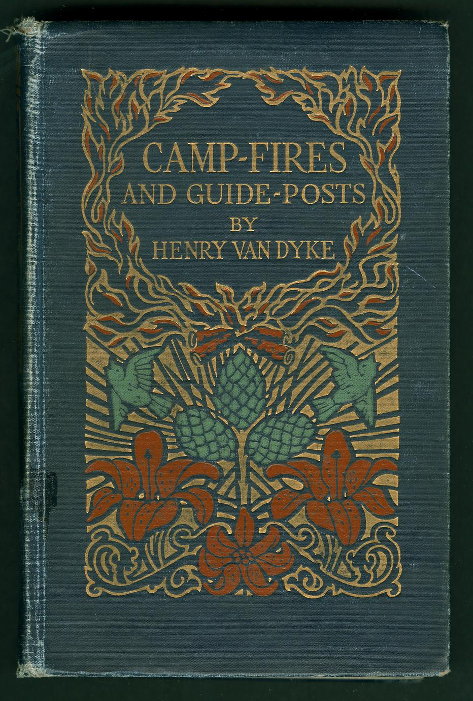 Camp-fires and guide-posts : a book of essays and excursions (1 of 2)
