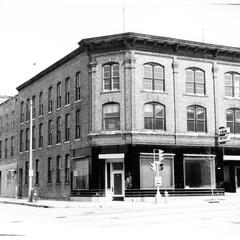 Janesville Carriage Works building