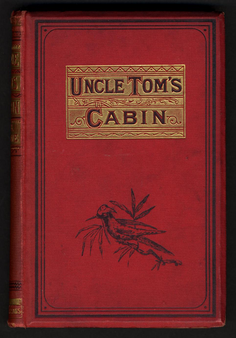 Uncle Tom's cabin; or, Negro life as it was in America (1 of 4)