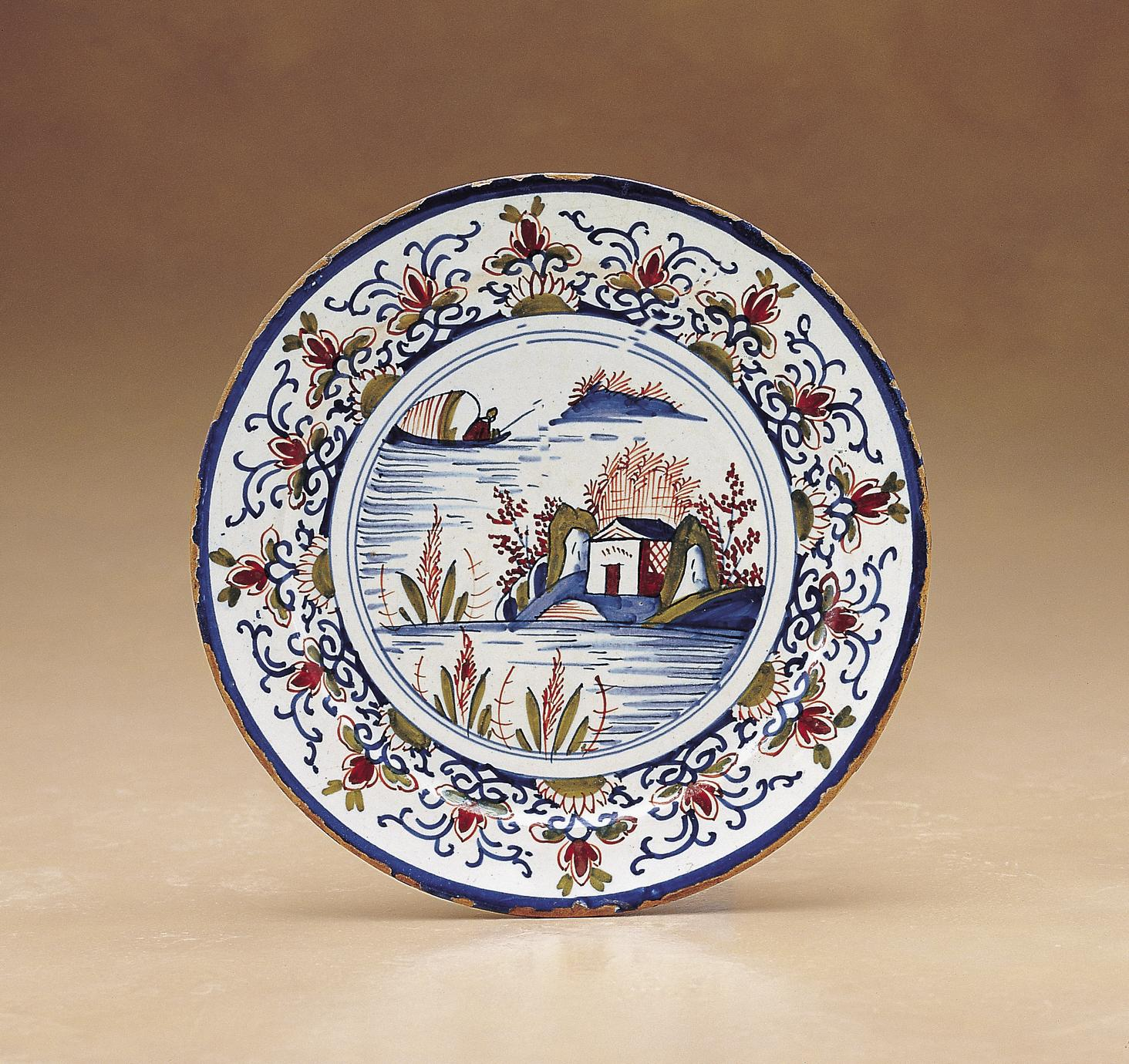 Plate (1 of 2)