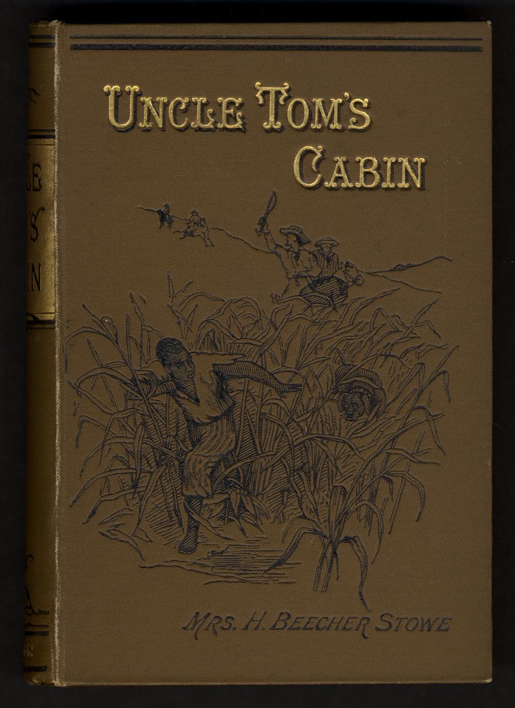 Uncle Tom's cabin : a tale of life among the lowly (1 of 4)