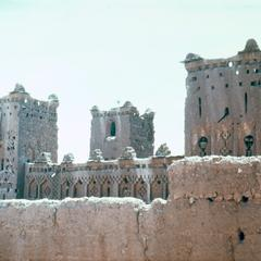 A Kasbah (Ancient Fortress) in the Draa Valley