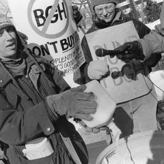 Anti-BGH protest