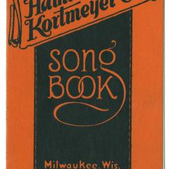 Hammersmith Kortmeyer Co. song book